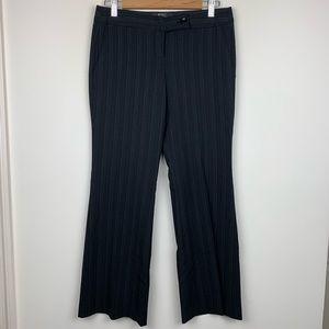 Body by Victoria Pinstripe Career Pants Sz 4 Short